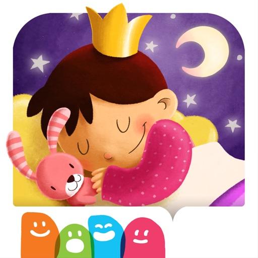 【儿童读物】Off to bed! Boys and girls - Interactive lullaby storybook app for bedtime