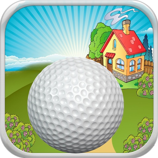 Tilting Champ - Control The Golf Course iOS App