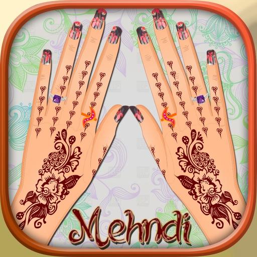 Hand Art Design Decoration - Fashion and Mehndi Design iOS App