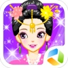 Traditional Clothes of the World - dress up games for girls