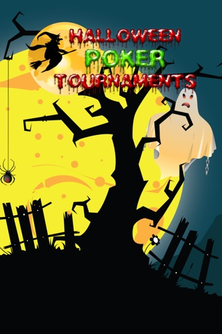 Halloween Poker Tournaments screenshot 3