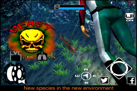 Freediving Hunter screenshot 3