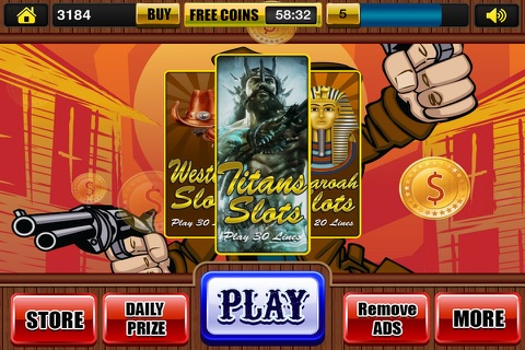 A Pharaoh Slots Free Casino Tower & Build a Tiny Eskimo in Las Vegas screenshot 3
