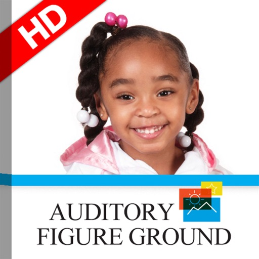 Auditory Figure Ground AFG