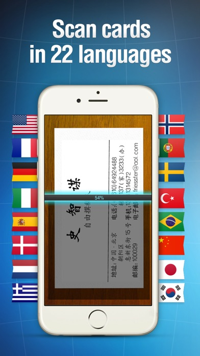 Business Card Reader on the App Store