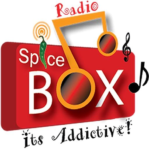 Radio Spice Box Icon