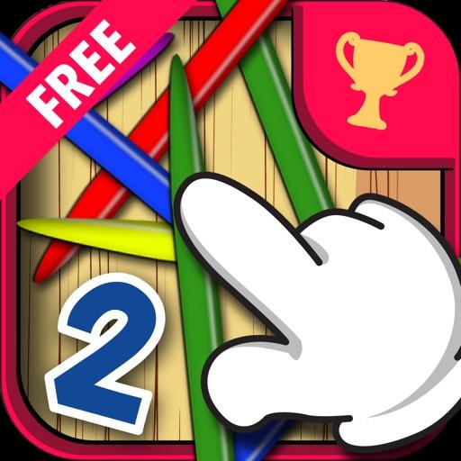 Pick-Up Sticks 2 iOS App