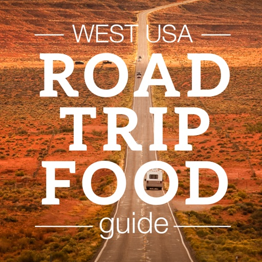 Road Trip Food Guide West USA - the insider's guide to the best diners, restaurants and roadside food iOS App