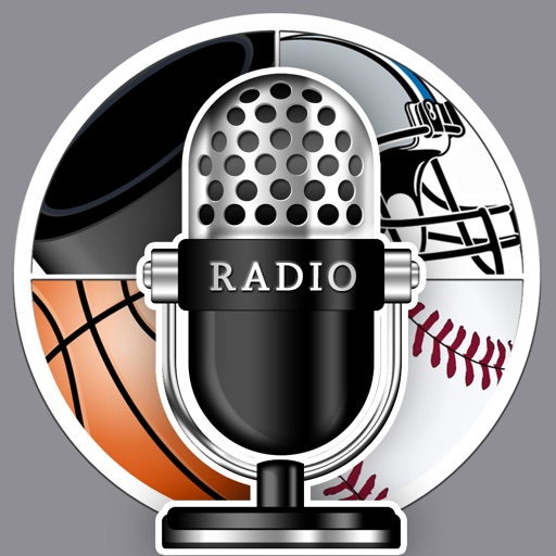 Detroit GameDay Radio for Live Sports – Lions and Red Wings Edition iOS App