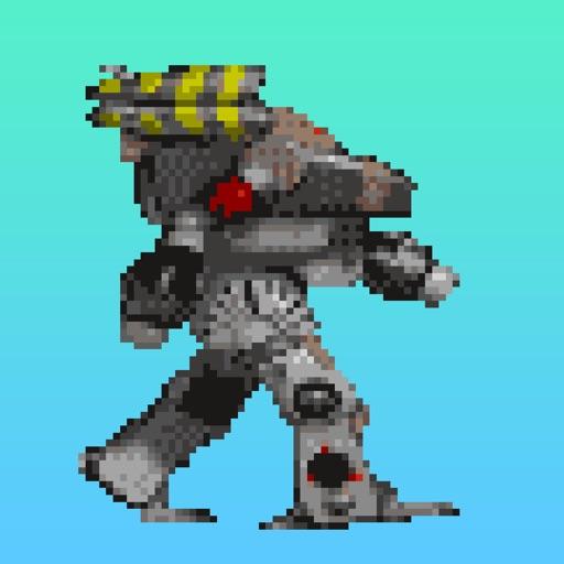 Robot Dash For Watch