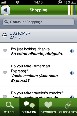 How To Say Anything In Portuguese Premium screenshot 3