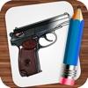 Drawing Guns and Pistols