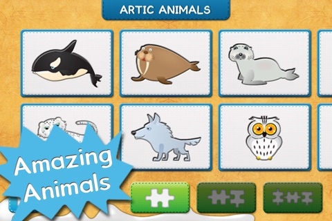 Animal Puzzle For Kids screenshot 3