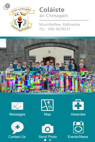 Coláiste an Chreagáin screenshot 1
