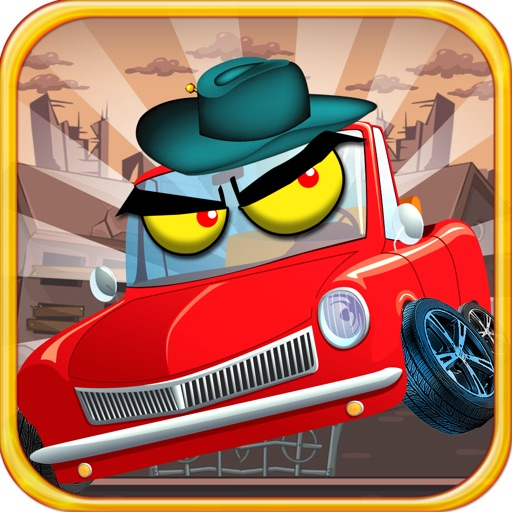 Attack of the Furious Car Pro iOS App