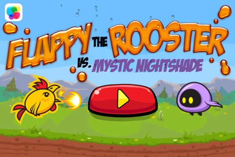 A Clash of Flappy the Crazy Rooster & Mystic Nightshade In Death Battle Wars! - Pro screenshot 1
