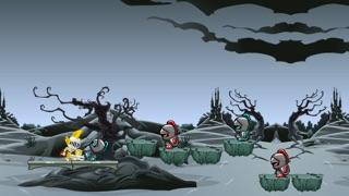 A Chaos Cavalry - 骑士和精灵与兽人和黑暗中世纪的怪物战斗屏幕截图5