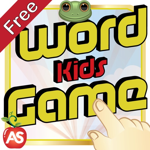 Kids Hidden Word Game iOS App