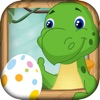 A Mighty Dragon Eggs Stacker - Monster Block Tower Fall Craze