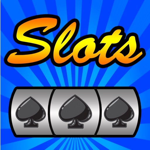 Ace of Spades - High Roller Slot Machine Game iOS App