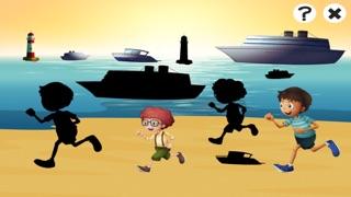 Actif! Jeu de Bateaux et de Navires Pour Les Tout-petits D'apprendre À la Maternelle et École MaternelleCapture d'écran de 5