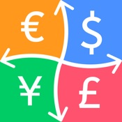 Currency Converter: Convert the world's major currencies with the most updated exchange rates [iPhone]