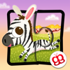 Wildlife Jigsaw Puzzles 123 for iPad - Fun Learning Puzzle Game for Kids