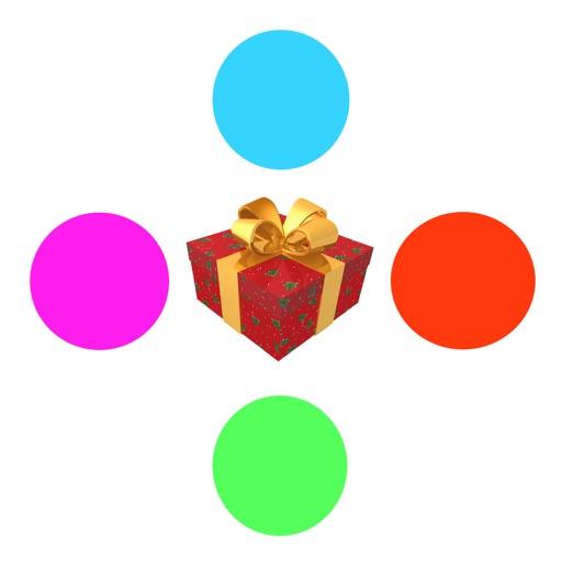 Christmas Gift - Match The Colour iOS App