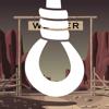 juan carlos lopez diaz - Hangman - Western artwork