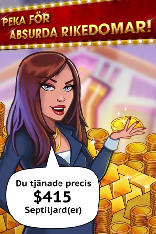 Tap It Big : Casino Empire screenshot 2