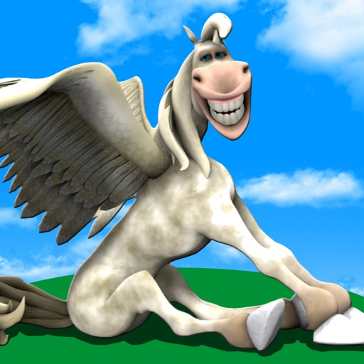 Pegasus Horse of the Gods iOS App