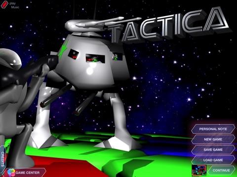 Screenshot #2 for Tactica