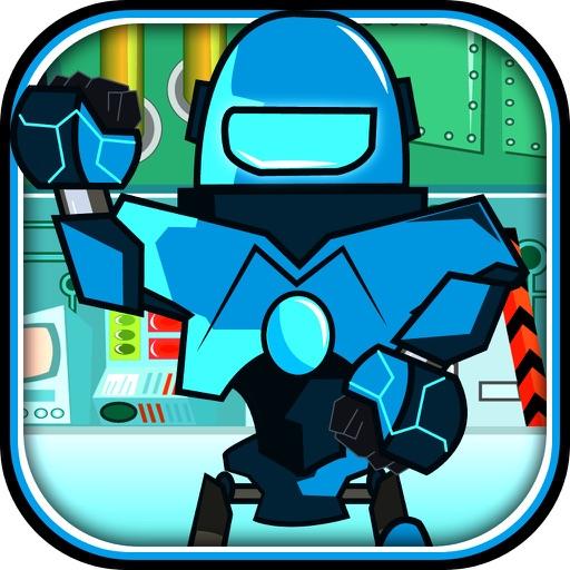 Rock'em Robots MMA Boxer iOS App