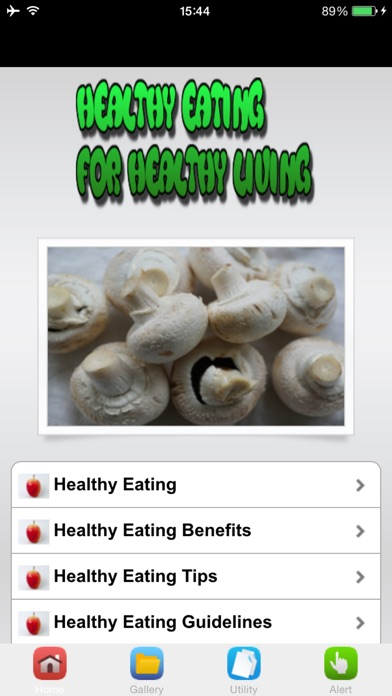download Healthy Eating For Healthy Living apps 2