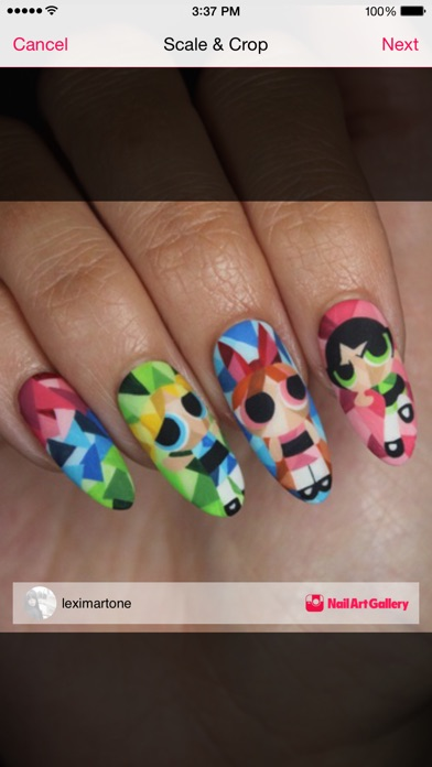 Nail art gallery on the app store iphone screenshot 2 prinsesfo Images