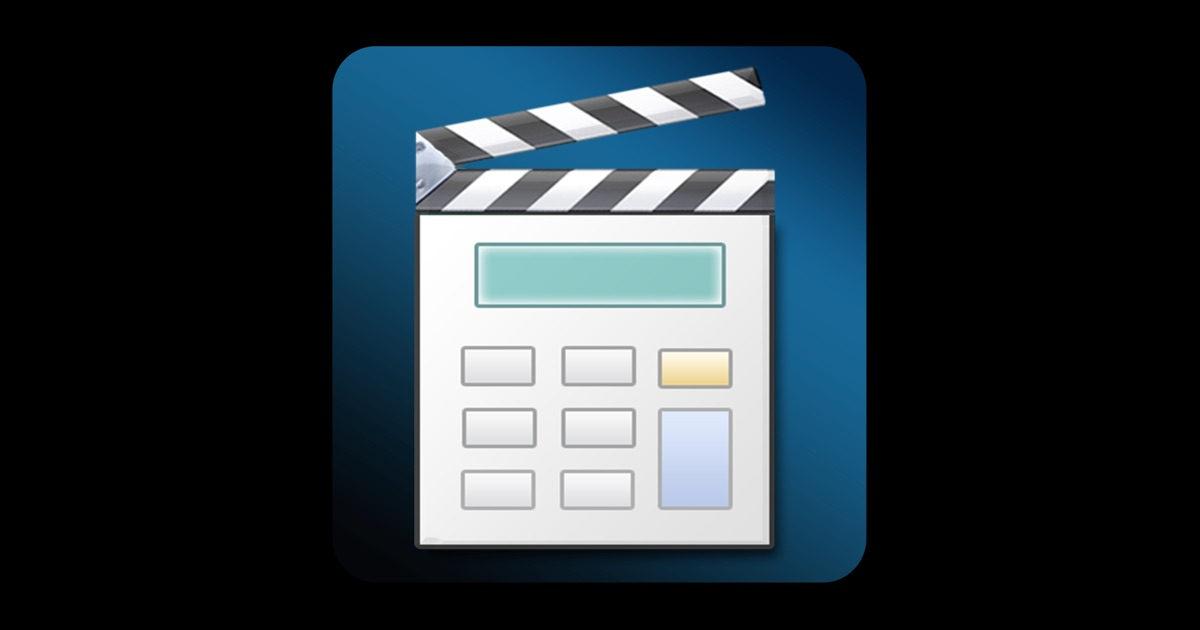 Video Space Calculator Mac App Store