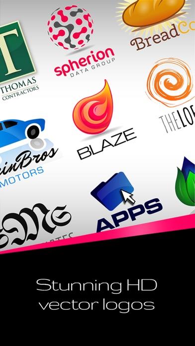 Iconica Logo Design App