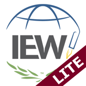 IEW Writing Tools Lite icon