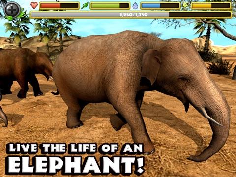 Elephant Simulator на iPad