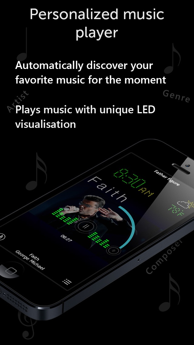 Screenshot #2 for My Music -  Personalized Music Discovery