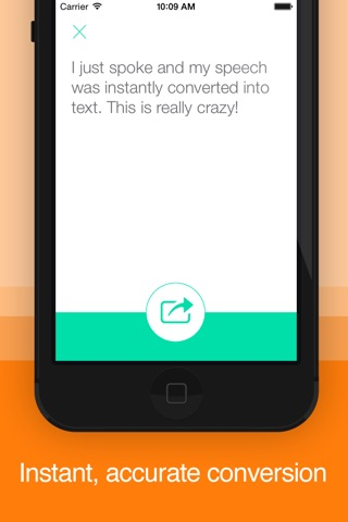 Active Voice : Speech-To-Text screenshot 2