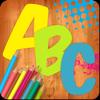 Alphabet Paint for Kids - Letters / Kolorowanie Alfabetu - Literki