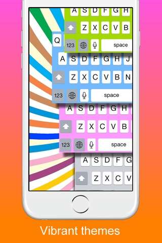 Thymble - Instagram Twitter Facebook & Periscope Social Keyboard Edition screenshot 3
