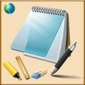 Caderno para escrever, tomar notas, desenhar e fazer esboços - linhas ou grade - caligrafia ou tecla