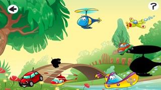 Un Jeu D'enfants: Bateau, Voitures, Véhicules Et Jeu-s Pour Smart Bébé et Tout-petits: PuzzleCapture d'écran de 2