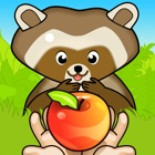 Zoo Playground - Games with animated animals for kids icon