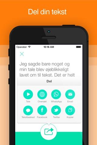 Active Voice : Speech-To-Text screenshot 3