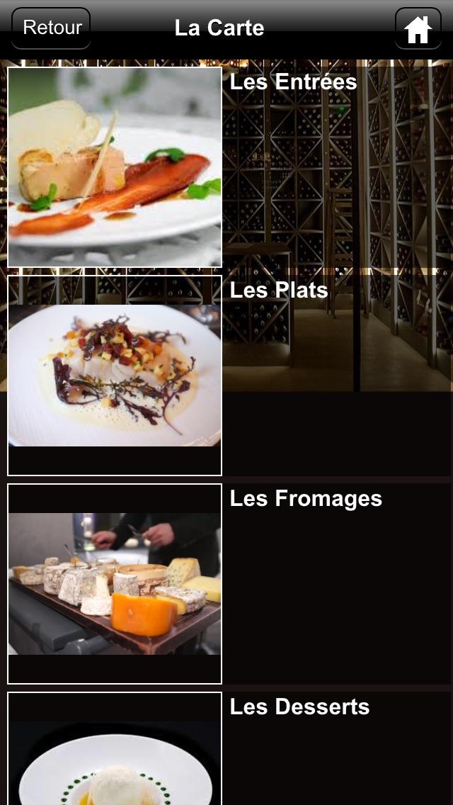 Restaurant Les ClimatsCapture d'écran de 4