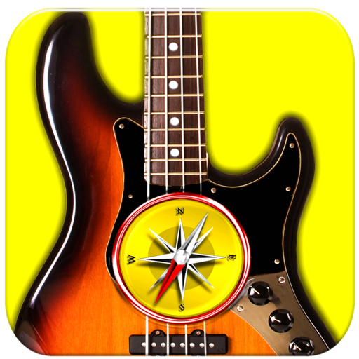 Bass Chords Compass By Max Schlee