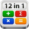 Calculator 12 in 1